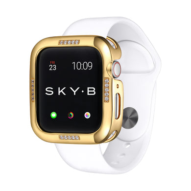 Gold Dash Apple Watch Case jewelry for Women