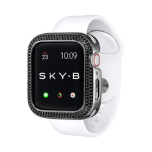 Load image into Gallery viewer, Double Halo Apple Watch Case - Black
