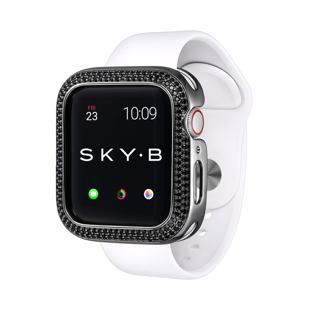 Double Halo Apple Watch Case - Black