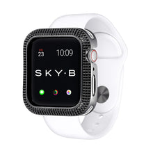 Load image into Gallery viewer, Triple Halo Apple Watch Case - Black