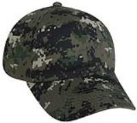 DIGITAL CAMO CAP OLIVE