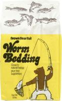 BROWN BEAR WORM BEDDING 2 LB.