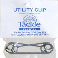 UTILITY CLIPS 2 PACK