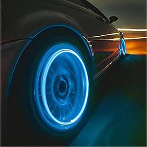 【HOT SELLING!!!】SO COOL!!! LED Tire Wheel Valve Caps