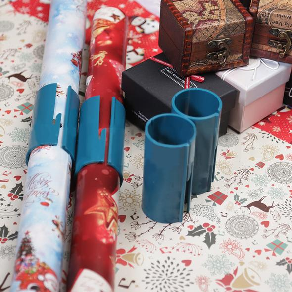 BUY 5 GET 1 FREE!!!Unique Sliding Wrapping Paper-Straight cut paper is the easiest and most fun thing in the world!