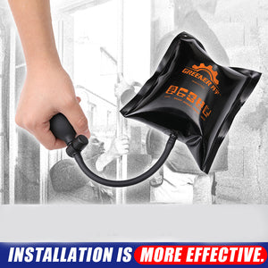 【BUY TWO FREE SHIPPING!!!】Inflatable Pry Bar and Leveling Tool Inflatable Air Shim Bag