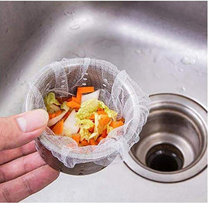 🔥FREE SHIPPING!!!Mesh Sink Strainer For Screen Kitchen Sink Strainer Or Bathroom Sink Garbage Bag