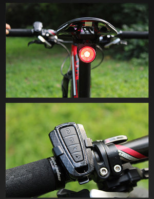 【FREE SHIPPING TODAY!!!】2019 Bicycle anti-theft alarm tail light