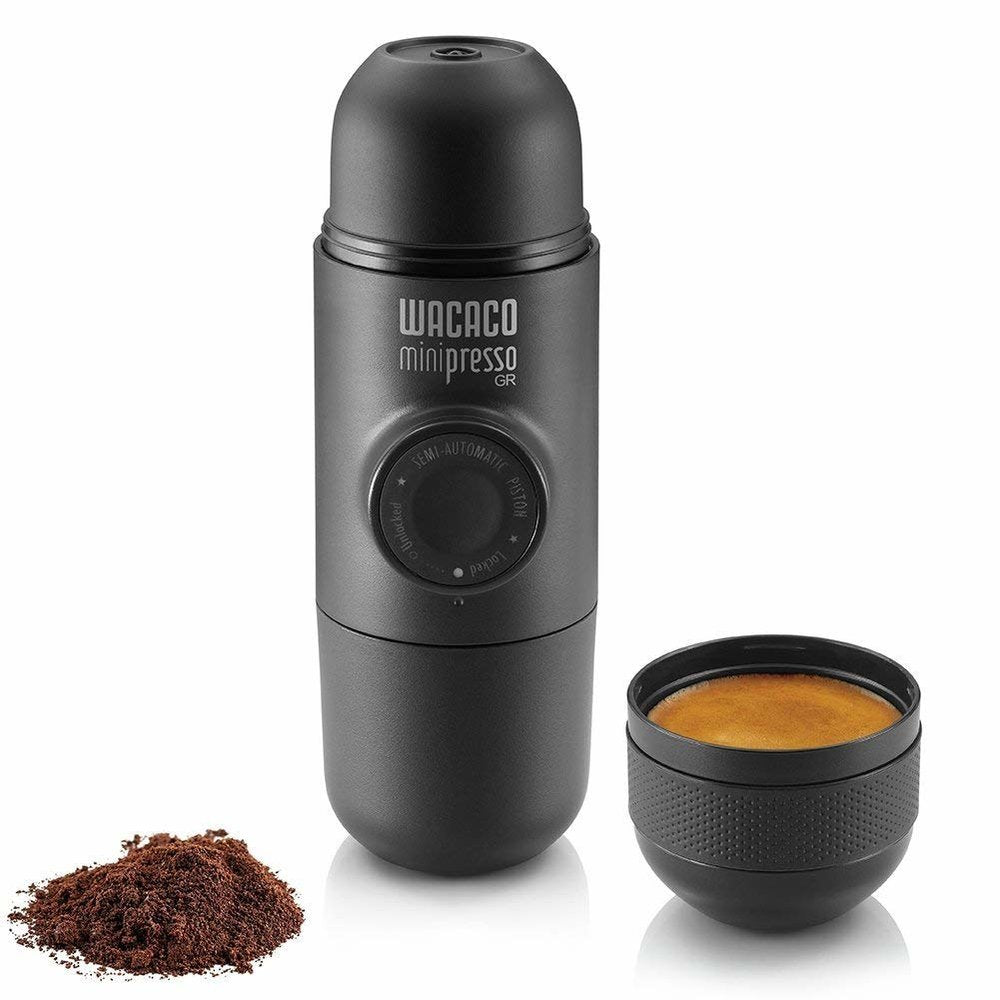 BUY 2 FREE SHIPPING!!!Portable Espresso Machine, Compatible Ground Coffee!