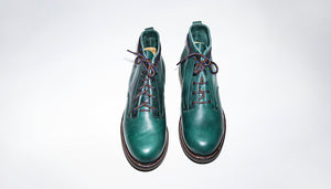 Pathfinder Goodyear Welted boots Green Mood by Bum Society