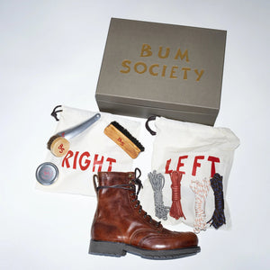 Pacifist Hunter Brogue - Bum Society