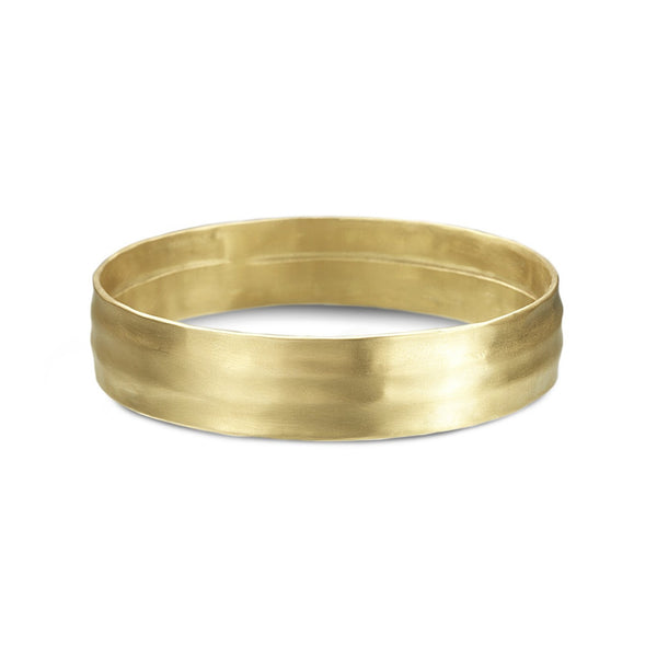 GRAND HAND FORGED BANGLE