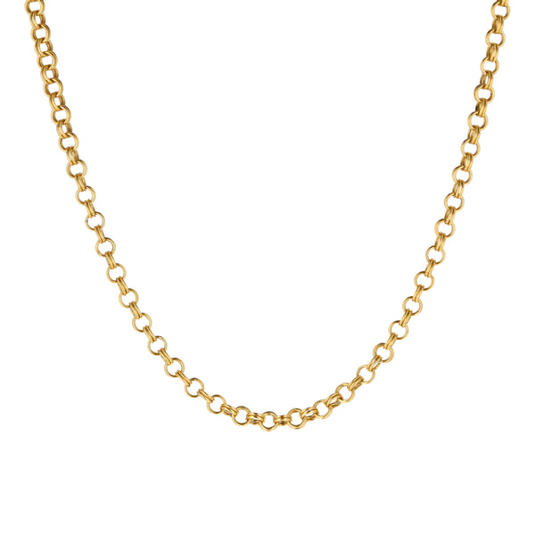 GEMINI CHAIN NECKLACE