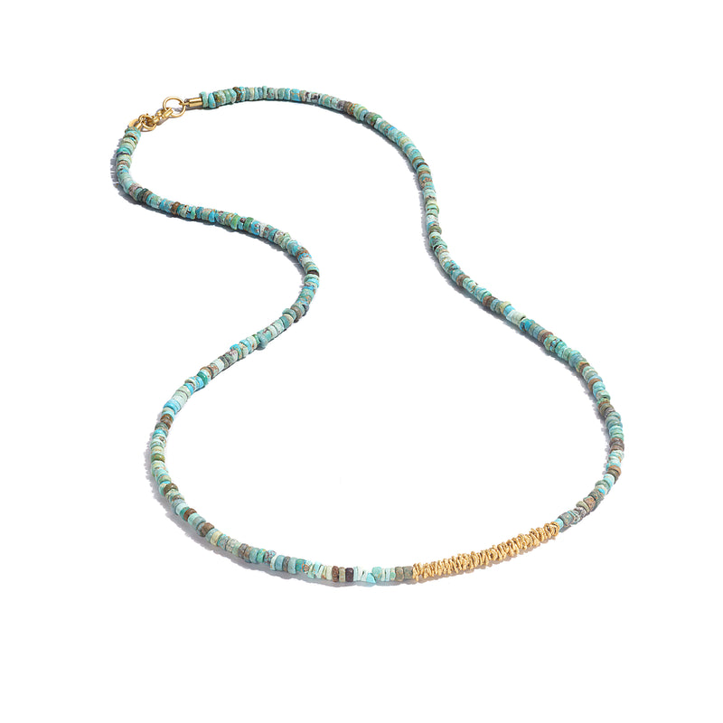 STRAND OF TURQUOISE