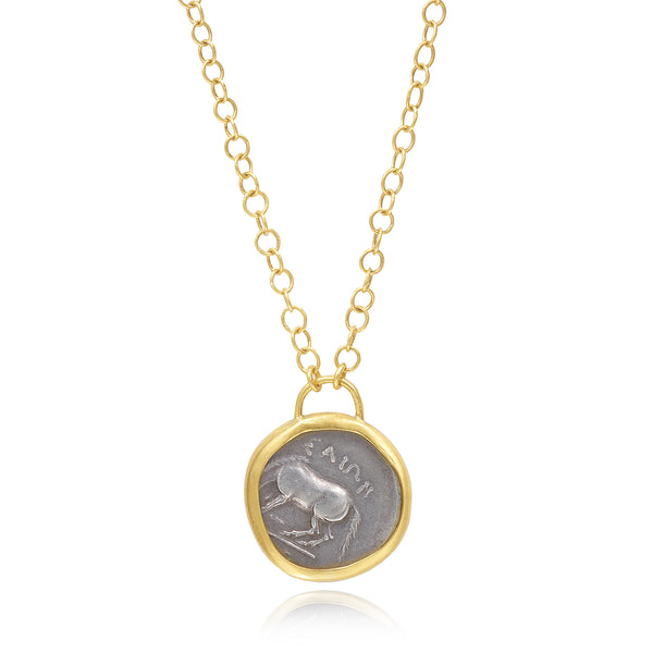 LARISSA COIN NECKLACE