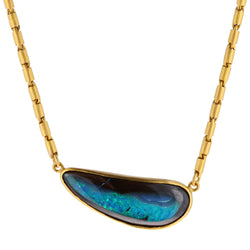 GALACTIC OPAL NECKLACE