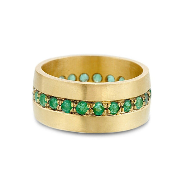 EMERALD CROWN BAND