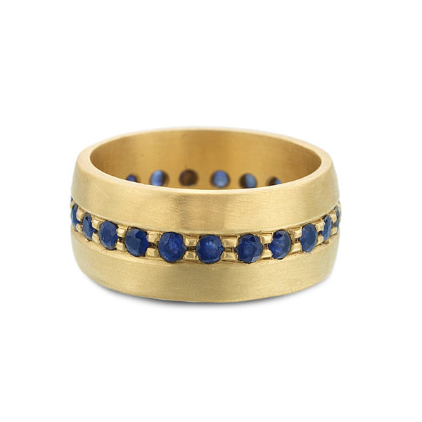 SAPPHIRE KING'S CROWN BAND