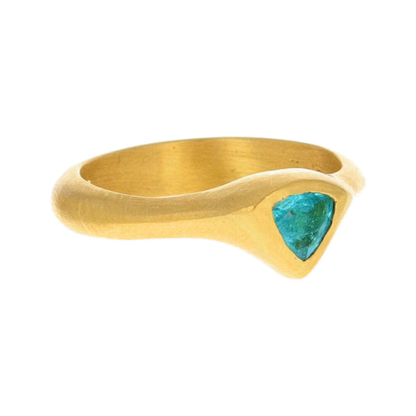 TRIANGULAR PARAIBA NESTING RING