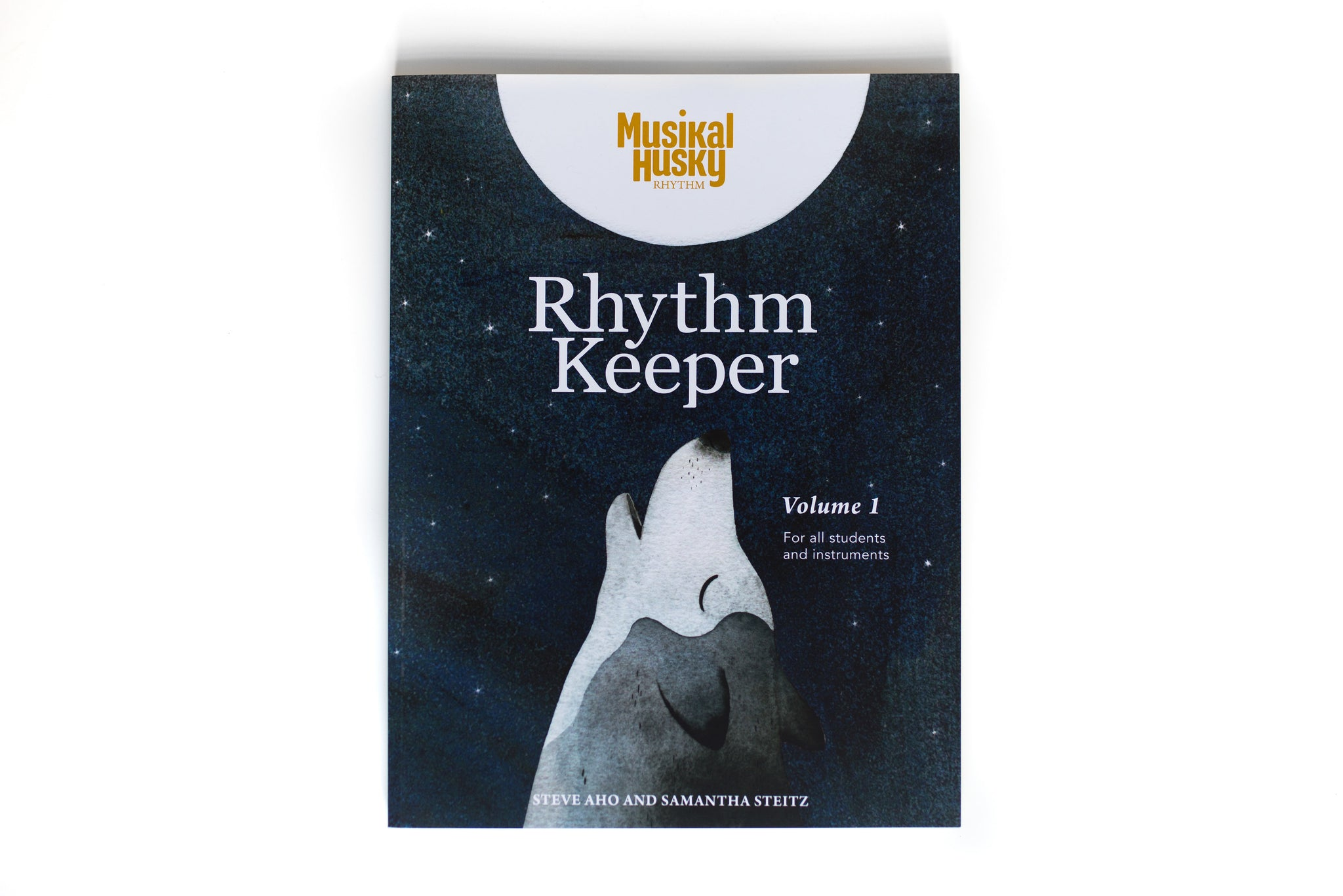 Rhythm Keeper, Volume 1.