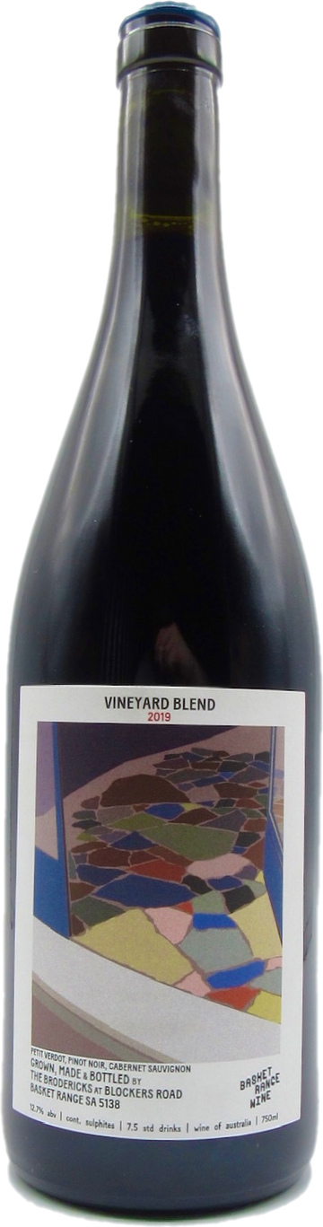 Basket Range Wine - Vineyard Blend (2019)
