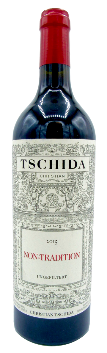 Christian Tschida - Non Traditional Red (2015)
