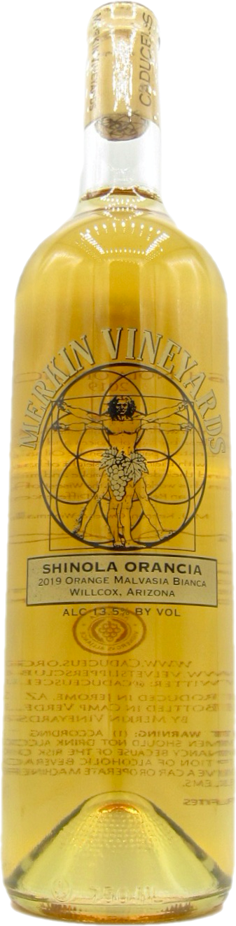 Merkin Vineyards - Shinola Orancia