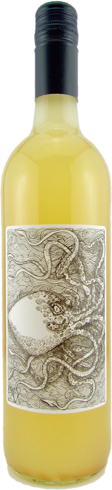 Fluture Wines - The Octopus Viognier Piquette (2020)