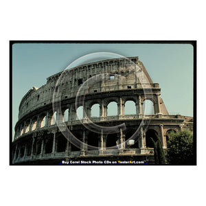 Rome - Corel Stock Photo CD #149000