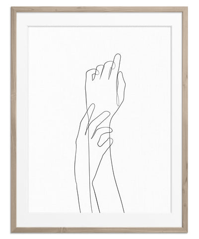 Don't Let Go | Fine Art Print