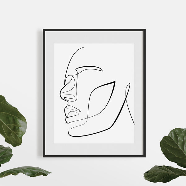 Jaw Bone- Printable Wall Art