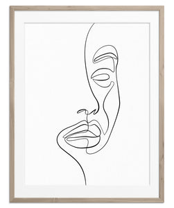 Glaring Side | Fine Art Print