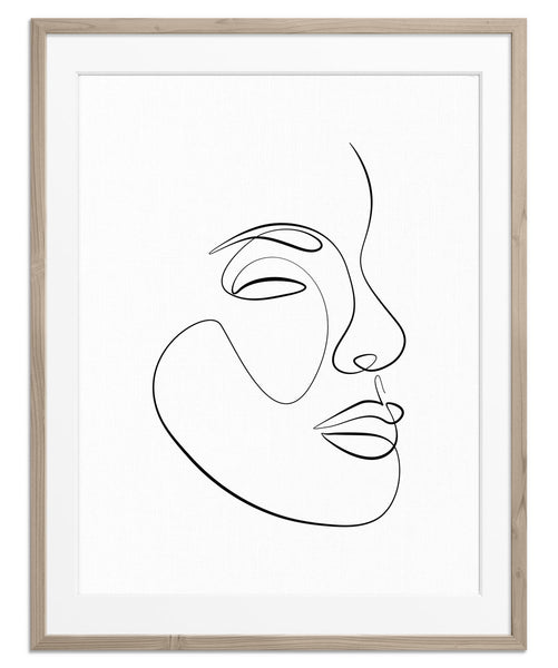 My Good Side | Fine Art Print