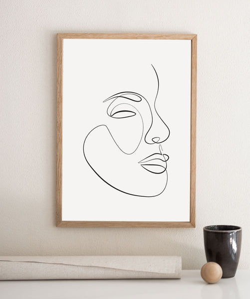 My Good Side- Printable Wall Art