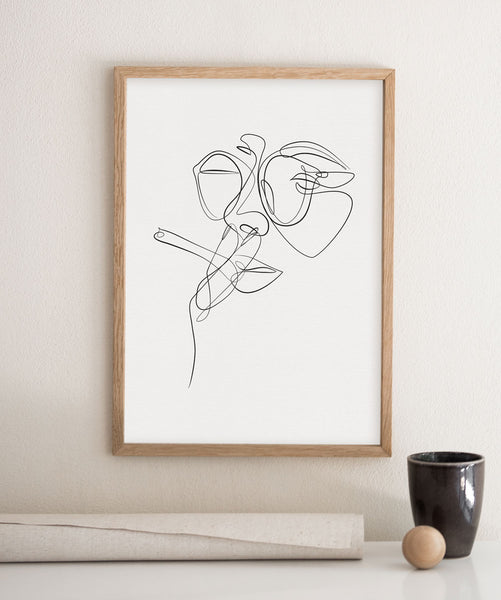 Smoke Break- Printable Wall Art
