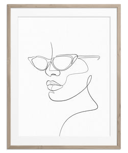 Fashion Queen | Fine Art Print