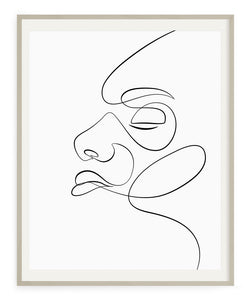 Unpleased- Printable Wall Art