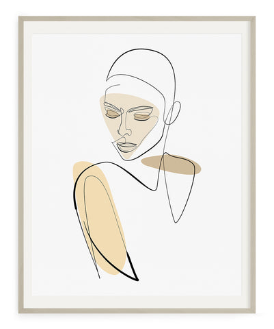 Abstract Fashion- Printable Wall Art