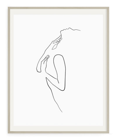Minimalist Beauty- Printable Wall Art