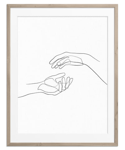 Sense of Touch | Fine Art Print