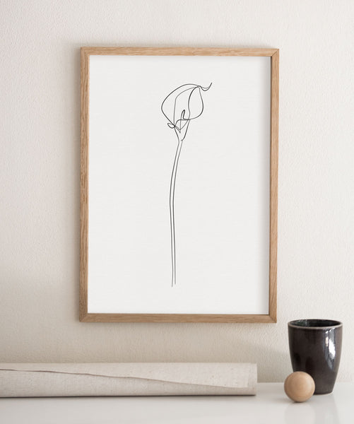 Lonely Tulip | Fine Art Print