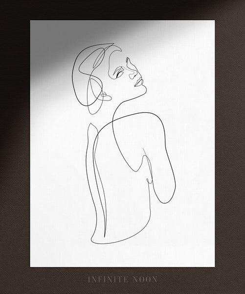 Woman's Back No.4 | Fine Art Print
