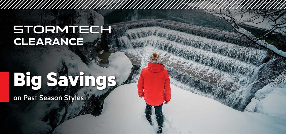 Stormtech Clearance - Big Savings on Past Season Styles