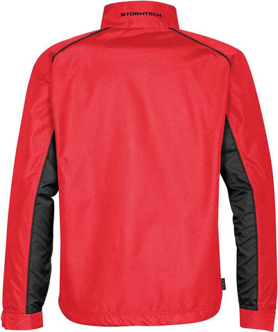 Sport Red/Black - Back