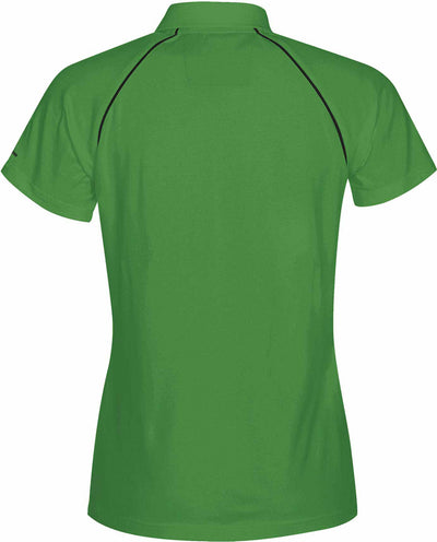 Treetop Green/Black - Back