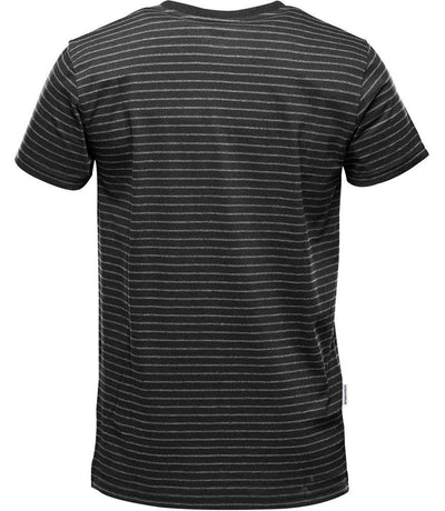 Black/Grey Heather - Back