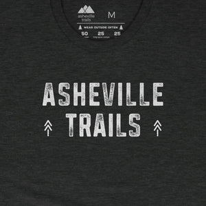 Asheville Trails Between the Pines Shirt