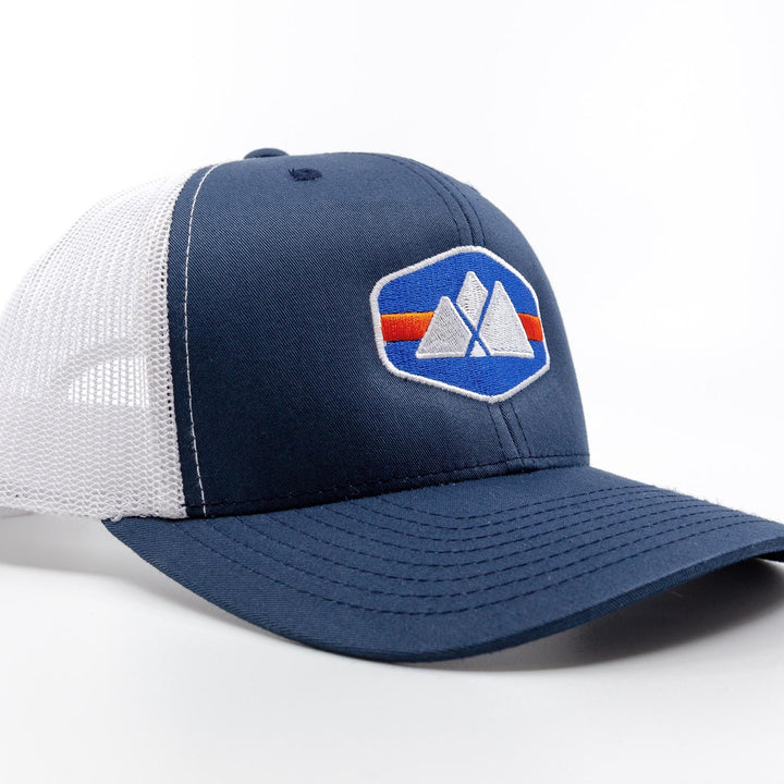 Mountain Logo Trucker Hat - Craggy