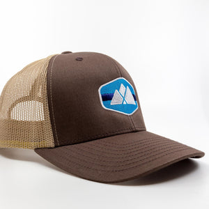 Mountain Logo Trucker Hat - Tallulah