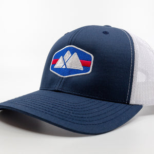 Mountain Logo Trucker Hat - Yonah